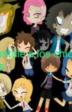 Preguntales a Los Chicos De Fnafhs by alexa342