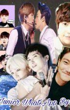 Super Junior WattsApp  by cajas27