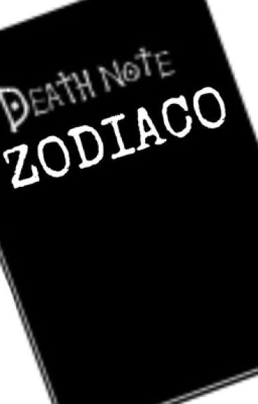 Zodiac Death Note