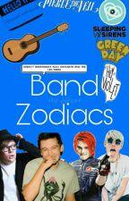 Band Zodiacs by TheyAllFloat