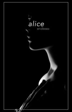 Alice // Phan AU by endlesss-