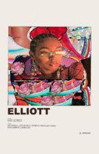 elliott ― harry potter by sukigerber