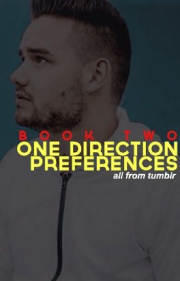 one direction preferences » book 2