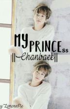My Prince ||CHANBAEK|| //Zakończone// by LemonnPie