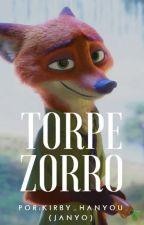 Torpe zorro by Kirby_Hanyou