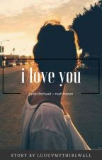 i love you | niall horan + jade thirlwall by luuuvmythirlwall