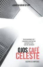 OJOS CAFÉ CELESTE. by JesusMoonTC