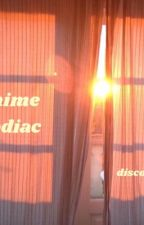 Anime Zodiac by discomuke