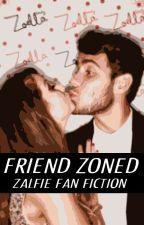 Friend Zoned || Zalfie (Zoella and PointlessBlog) by rosegoldfranta