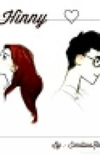 Hinny ♡ A Harry Potter X Ginny Weasley Fan fiction by emiliatrashcan
