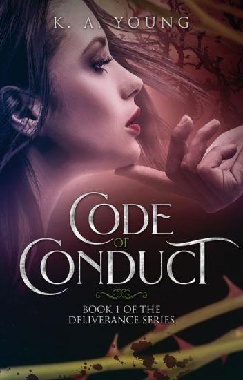 Code of Conduct |18+| (Ménage) #Wattys2017