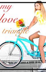 My love triangle  by chloejess12