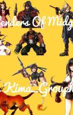 Defenders Of Midgar by Kima_Grouphuel