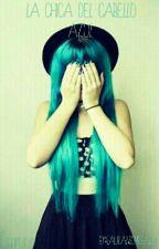 ♥La Chica Del Cabello Azul♥ 《★Rocky Y Tu★》 by Monrryxx