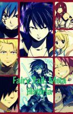 Fairy Tail: Inna Historia [ZAWIESZONE] by _Asumi_