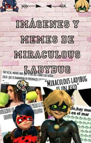 Imagenes Y Memes De Miraculous Ladybug