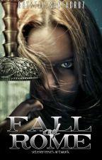 The Fall of Rome by Santacruz23