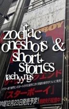 zodiac oneshots & short stories by taehyyngs
