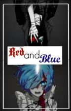 Red And Blue (Rem x Ghoul Male Reader) by The_Wildcard