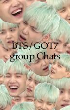 BTS/GOT7 group chat  by Youngjeong