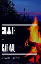 Summer   Garmau    ON HOLD    by Leahblue101_