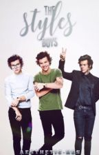 The Styles' Boys // h.s  by SyndromeStockholm