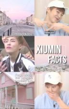 Xiumin facts. by minseokbby