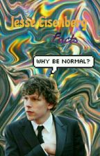 Jesse Eisenberg Facts  by NitsuaLuthor