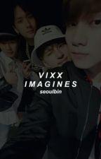 vixx imagines by seoulbin