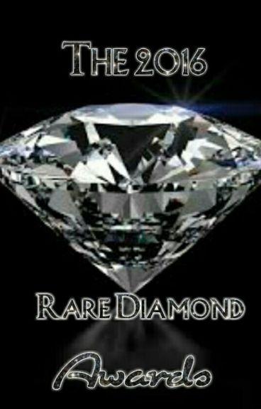 The 2016 Rare Diamond Awards Closed