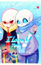 I LOVE YOU TOO~||Sancest|| by Cannibal_Bunny