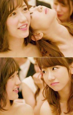 [AKB48].[Mayuki].[Can't talk can't hear but love]