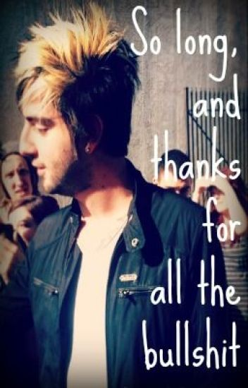 So long, and thanks for all the bullsh*t - Jalex Fanfic
