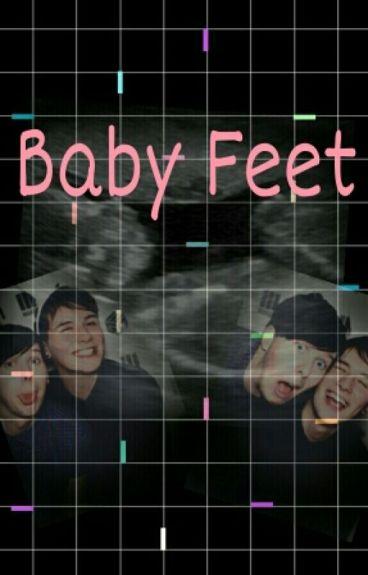 Baby Feet (Phan Mpreg)