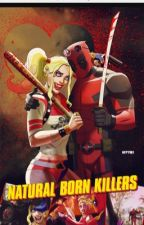 Deadpool x Harley Quinn by HarlsHappy_123