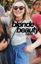 blonde beauty ✰ lucaya by fogelman-is