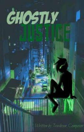 Ghostly Justice by PhantomRogueNinja