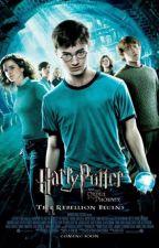 Harry Potter e L'Ordine della Fenice. (Rivisitata.) by sterekloving99