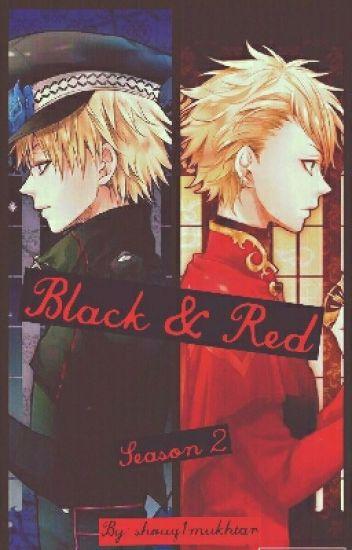 |●|Black & Red|●|{2}