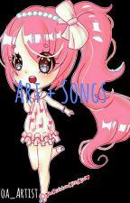 Songs + Art by Noa_artist