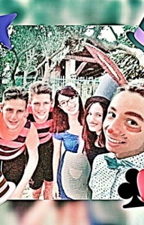 My Squad♡ by Victor_strange