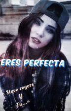 Eres perfecta (steve rogers y tu.)  by alien2341