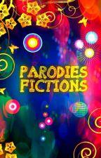 Parodie Fictions Et Fanfictions by Vahina