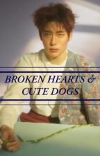 BROKEN HEARTS & CUTE DOGS by PINKJINN92