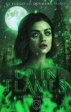 Up In Flames   Teen Wolf (Book I) [1]  by IsaStilinskiMartin01