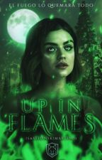 Up In Flames | Teen Wolf (Book I) by IsaStilinskiMartin01