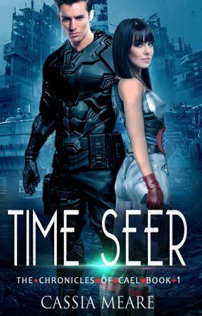 TIME SEER (SAMPLE) by LaraBlunte
