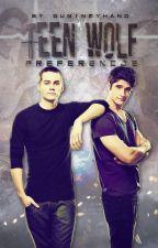 Teen Wolf - Imagify I Preferencje by guninmyhand