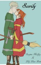 Scorily - Scorpius Malfoy x Lily Luna Potter by ZosiaKrlik