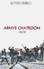 ARMYs Chatroom || ENGLISH by ButterflyBubbles